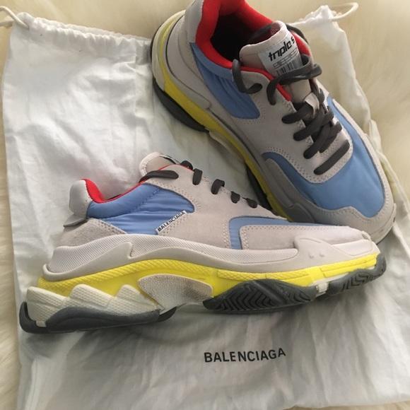Balenciaga's Triple-S Sneaker